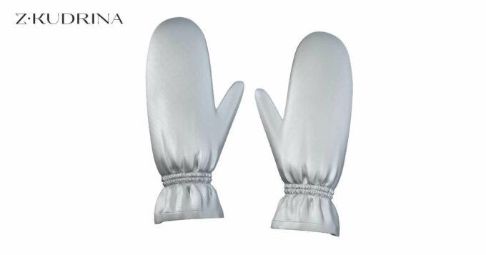 Массажные рукавицы для лица и тела с эффектом anti-age Z.Kudrina