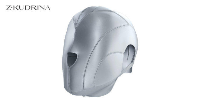 «Умная» маска-шлем Z.Kudrina