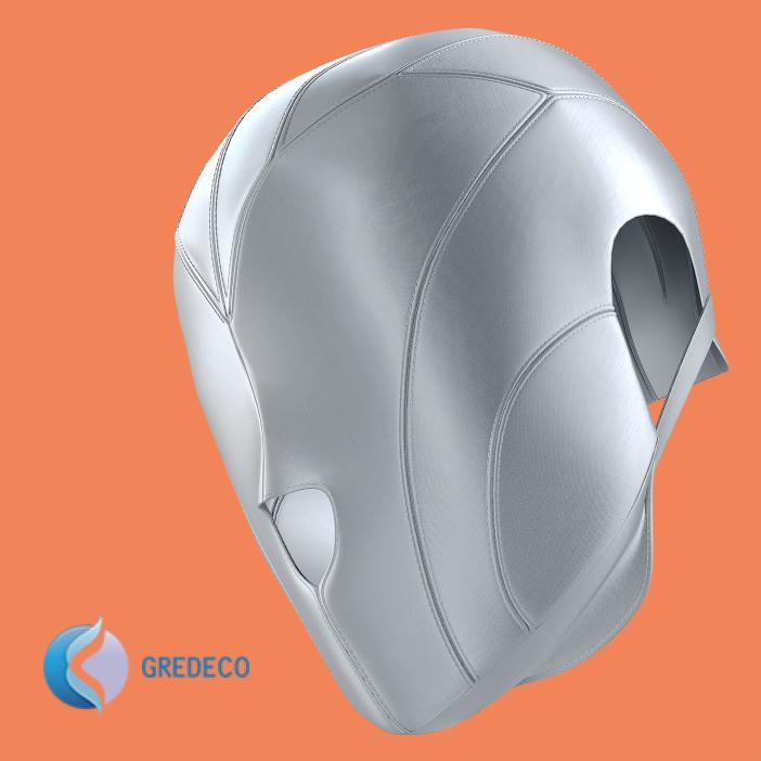 «Умная» маска-шлем
